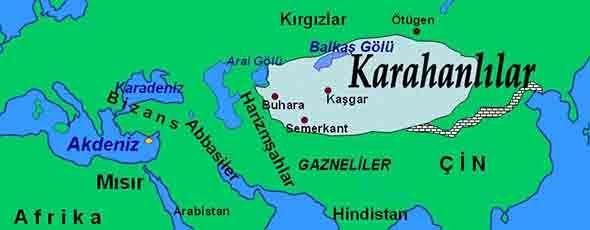 turk devletlerinde yonetim bicimleri