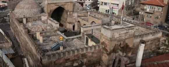 Aksaray'da Zinciriye Medresesi
