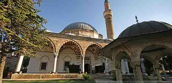Kütahya Kurşunlu Camii