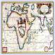 İlk Dünya Coğrafya Haritası