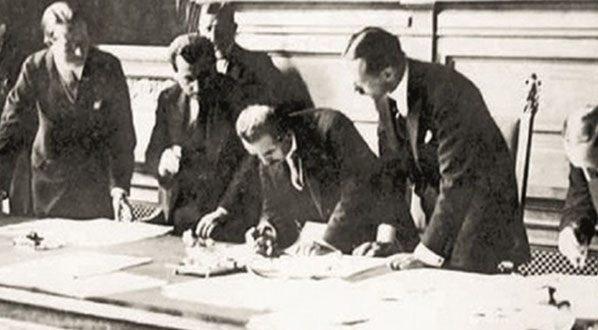 Lozan Antlaşması'nda Azınlıklar