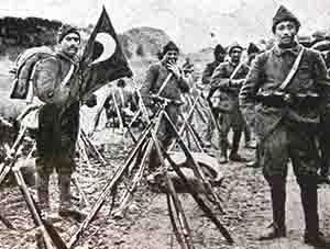 Osmanli Devletinin Almanyanin Yaninda Savasa Girmek istemesinin Sebepleri 1