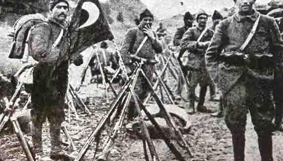 Osmanli Devletinin Almanyanin Yaninda Savasa Girmek istemesinin Sebepleri