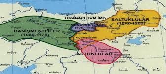 Anadoludaki 1.Beylikler Dönemi