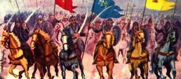 Anadoluya İlk Türk Akınları