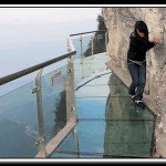 glass pavement in mountains 5