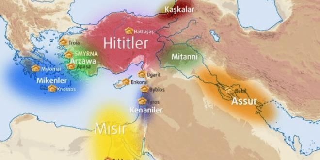 Anadolu ve mezopotamya uygarliklari