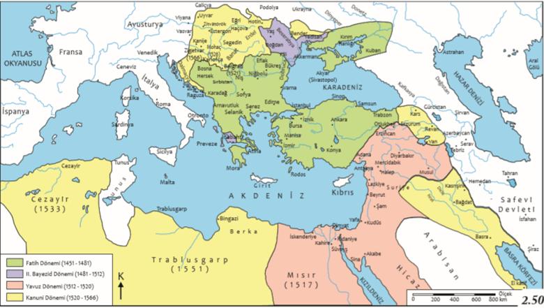 Osmanlı Devleti'nin Fetih Politikası Nedir