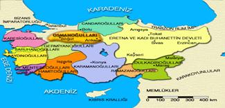 Osmanlı Devletinin Kısa Sürede Büyümesinin Nedenleri