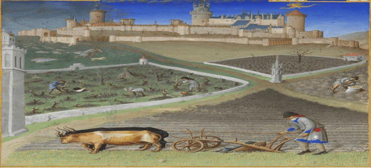 Avrupa ve Turklerde Tarihte Toprak Sistemi Nasildir