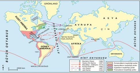 Avrupa'daki Gelişmeler ve Osmanlı Devleti'ne Etkileri