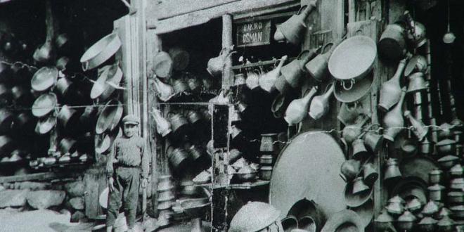 Osmanlıda Meslek Edindiren Kurumlar